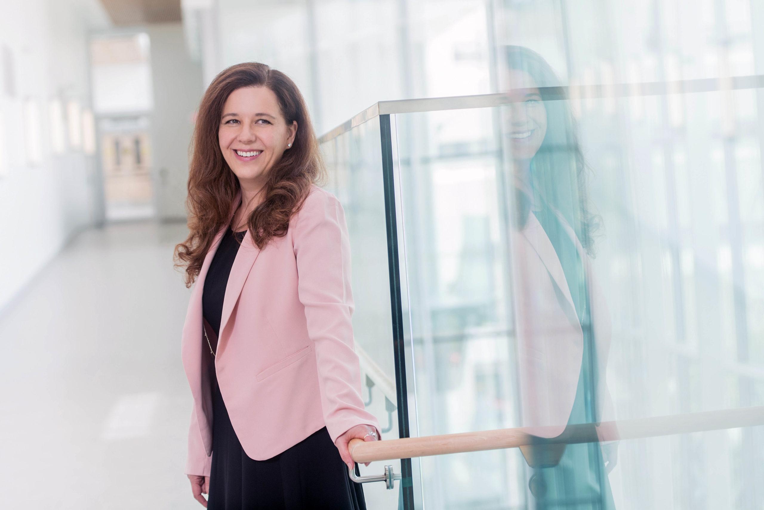 Graduate Program in Neuroscience finds new leader in Dr